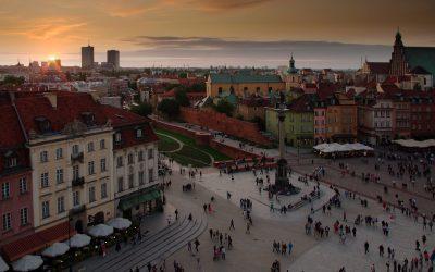 Co zwiedzić będąc w Warszawie?